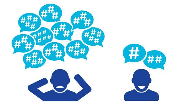 hashtags-posicionamiento-web