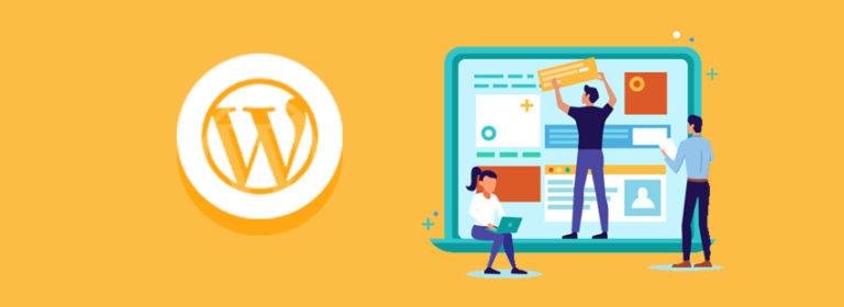 sitio wordpress