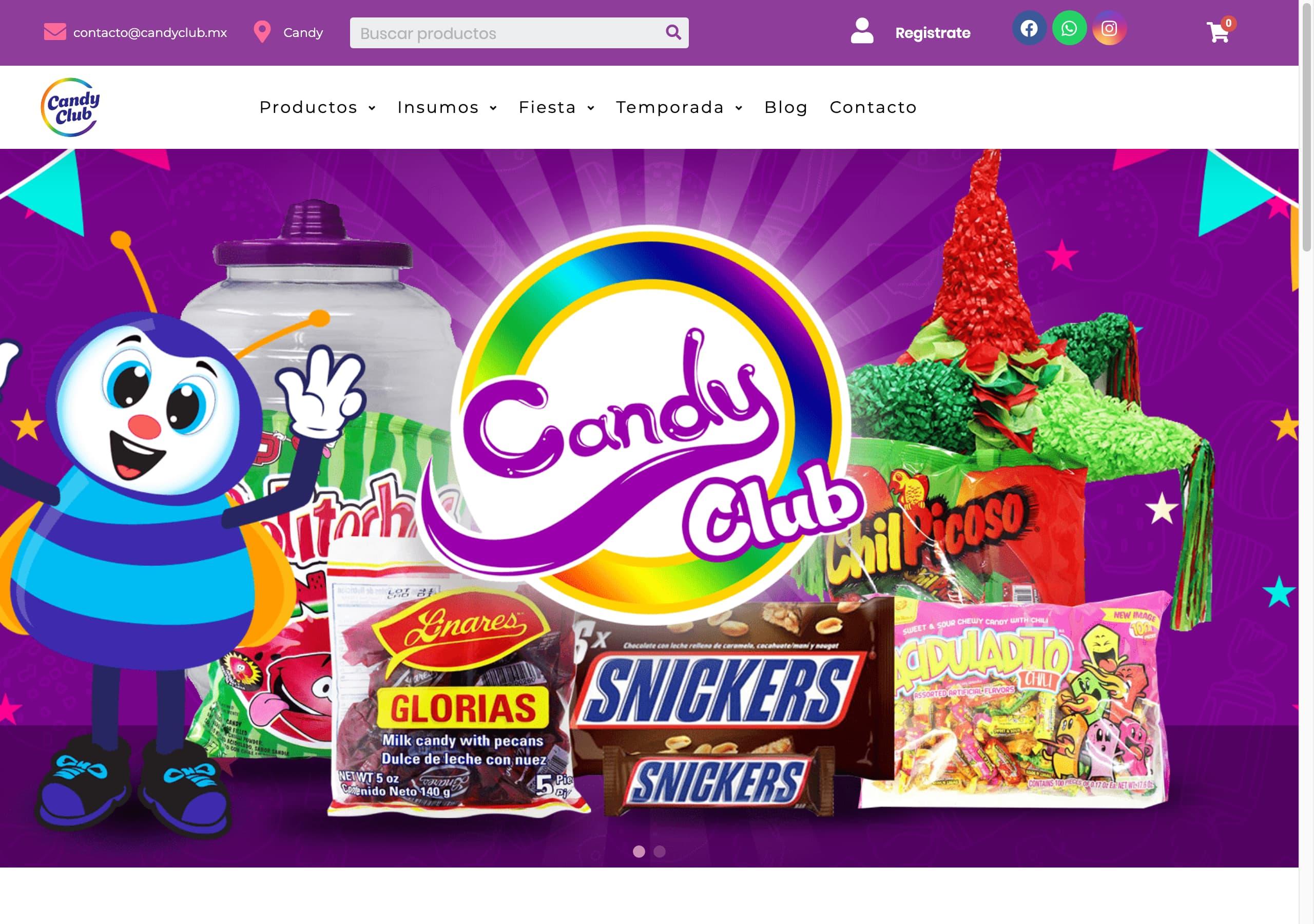 candyclub.mx