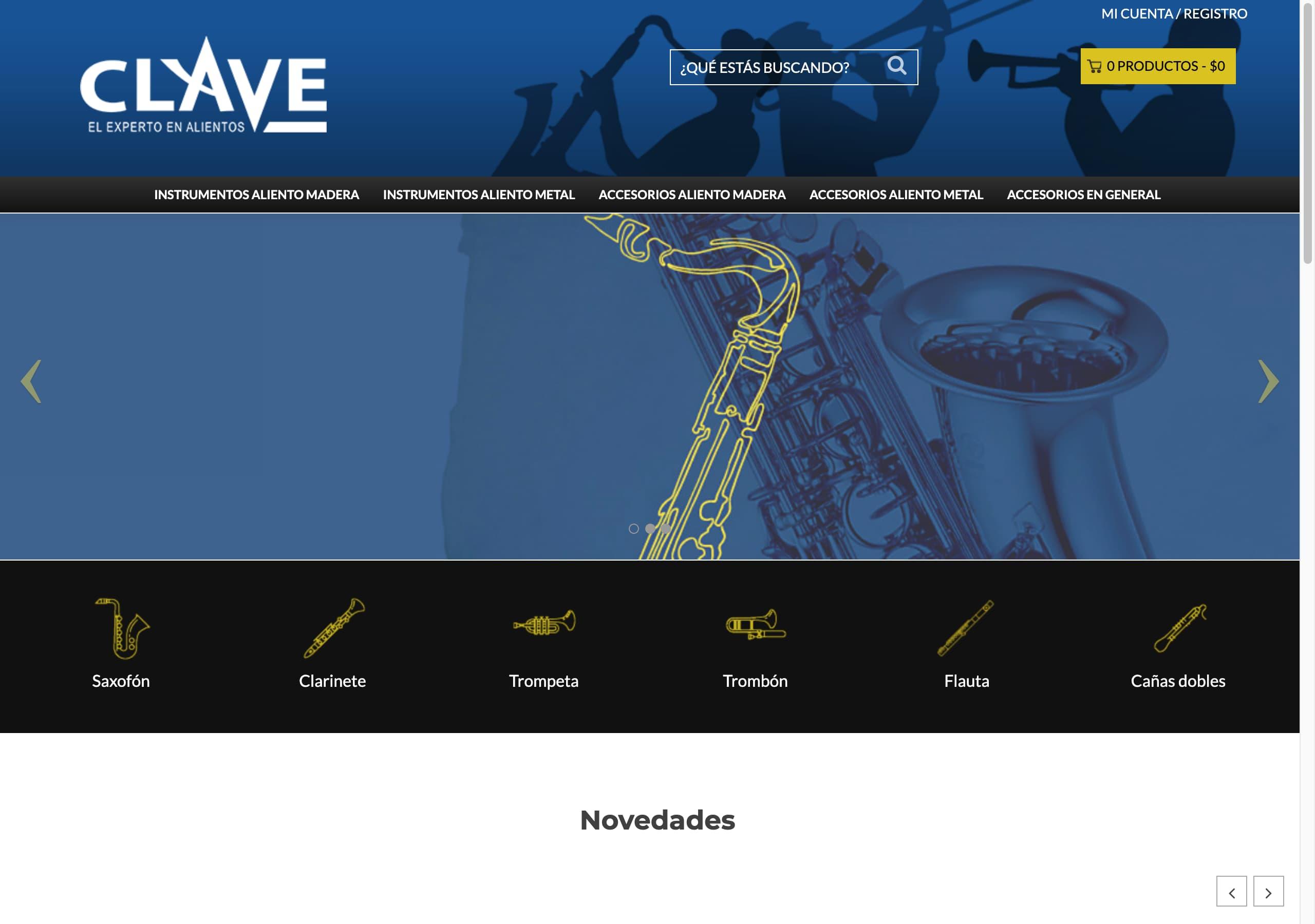 claveinstrumentos.com