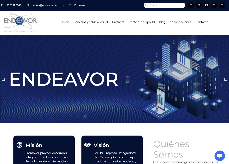 endeavor.com.mx