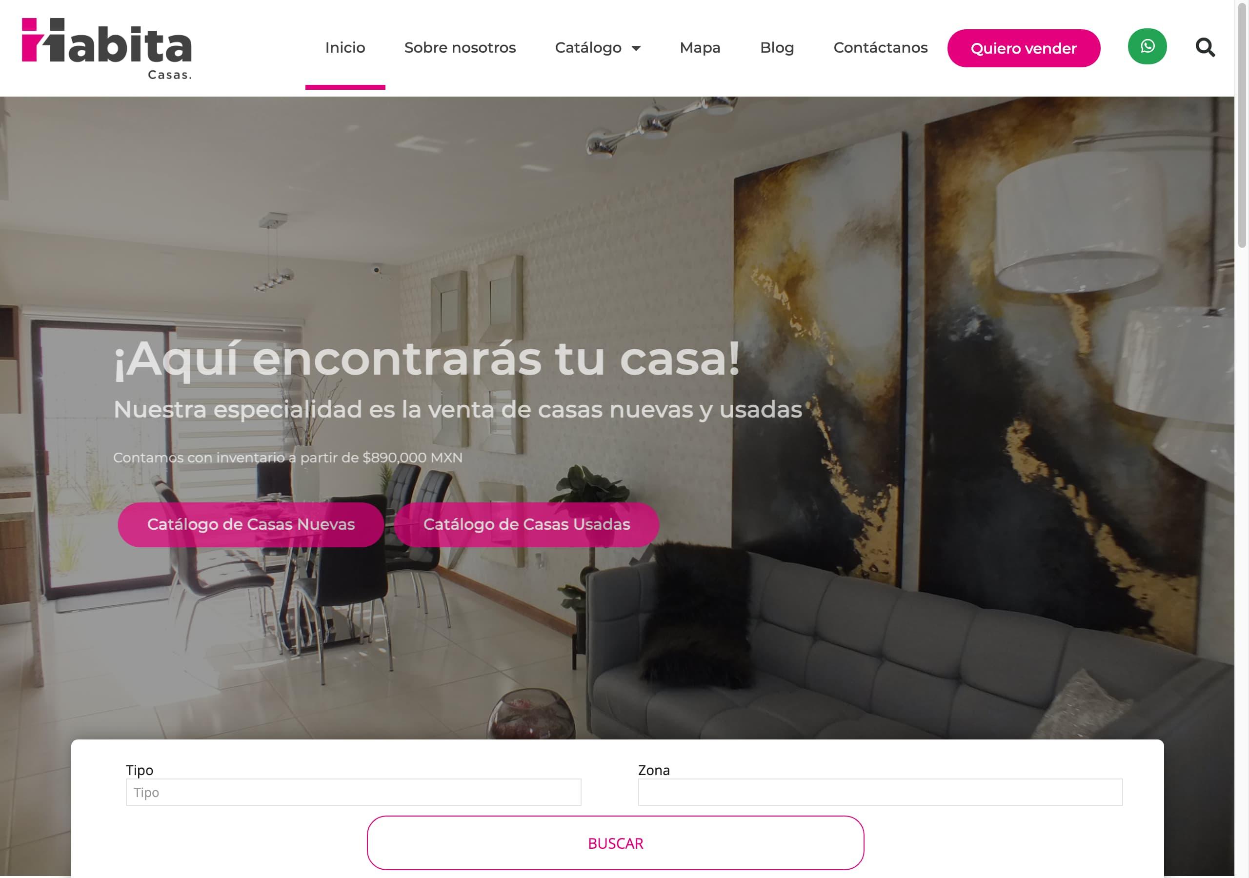habitacasas.com.mx