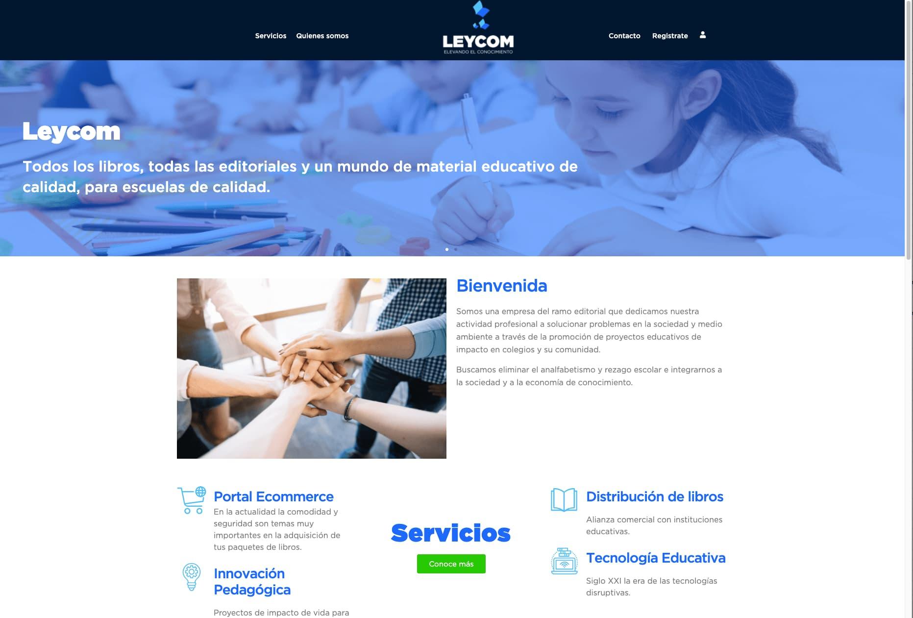 leycomschool.com
